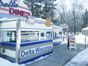 BusinessNorth.com Delta Diner Article