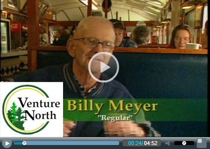 Venture North TV Feature